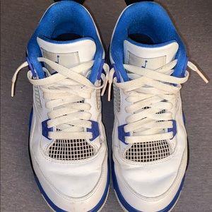 Jordan Shoes - jordan 4 motorsport